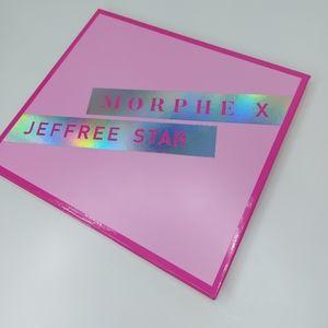 NEW Morphe X Jeffree Star Palette